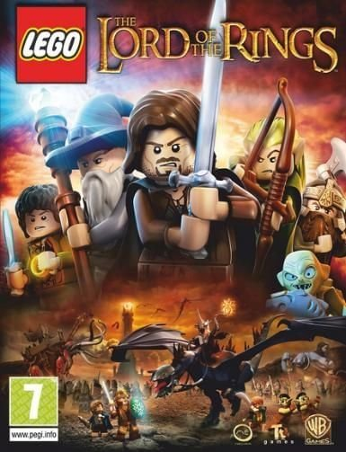 LEGO: Lord of the Rings EU