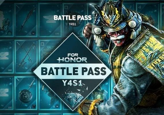 For Honor - Battle Pass - Year 4 Season 1