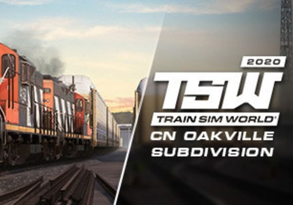 Train Sim World: Canadian National Oakville Subdivision: Hamilton - Oakville Route Add-On