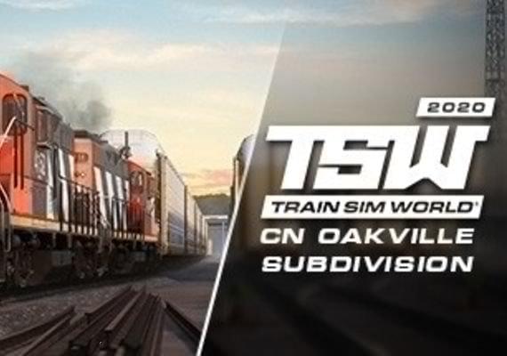 Train Sim World: Canadian National Oakville Subdivision: Hamilton - Oakville Route Add-On EU