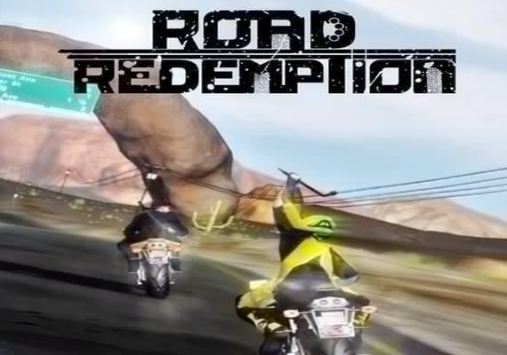 Road Redemption EU