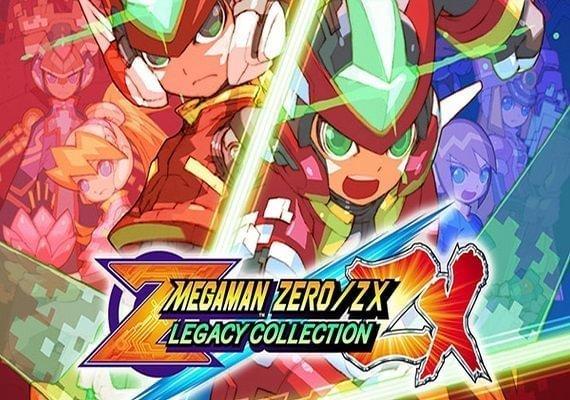 Mega Man Zero/ZX - Legacy Collection EU