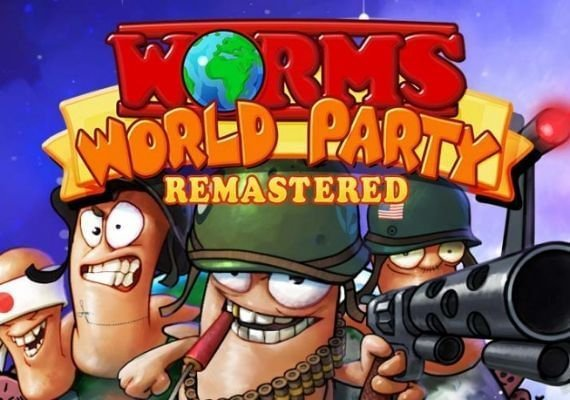 Worms World Party Remastered EU