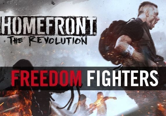 Homefront: The Revolution - Freedom Fighter Bundle EU Xbox One