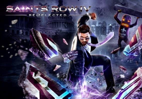 Saints Row IV: Re-Elected + Gat out of Hell EU