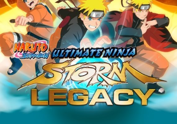 Naruto Shippuden: Ultimate Ninja Storm Legacy US