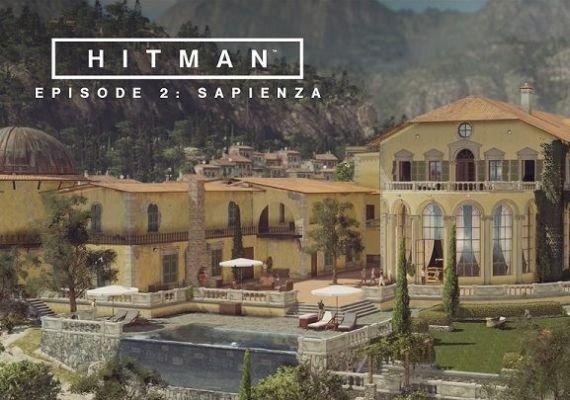 Hitman: Sapienza - Episode 2
