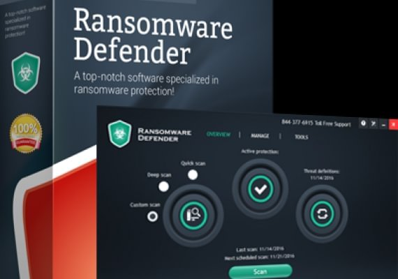 Ransomware Defender 1 Year Subscription
