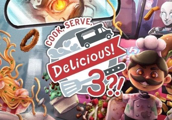 Cook, Serve, Delicious! 3?!