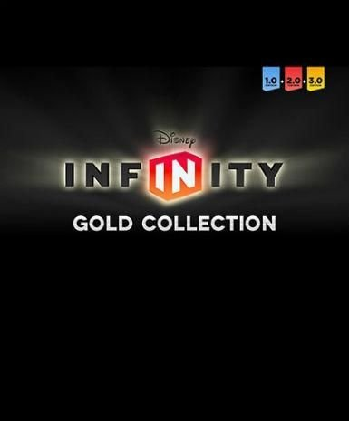 Disney Infinity - Gold Collection