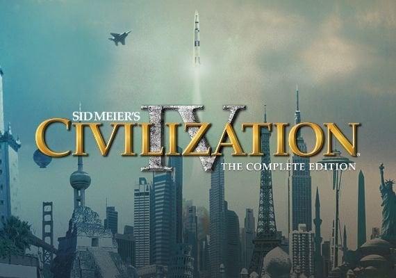 Sid Meyer's Civilization IV - Complete Edition