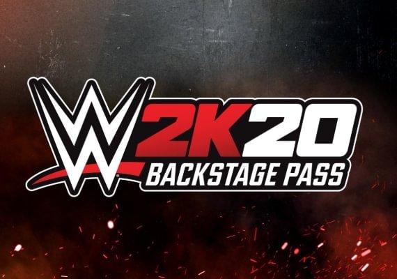 WWE 2K20 - Backstage Pass