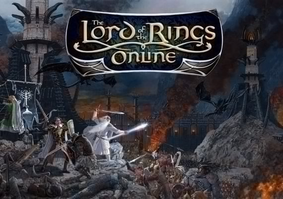 The Lord of the Rings Online - 12 Months Game Time Code