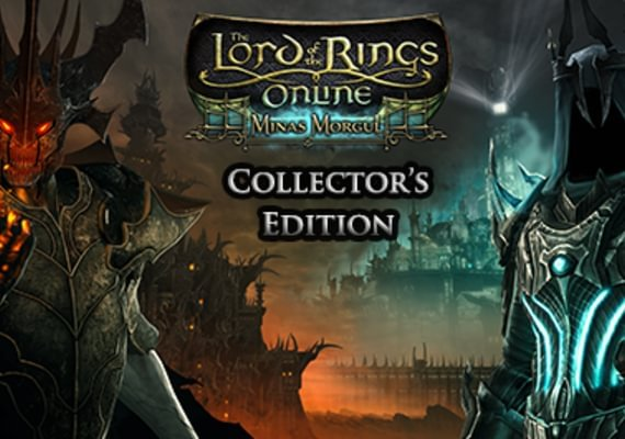 The Lord of the Rings Online: Minas Morgul - Collector's Edition