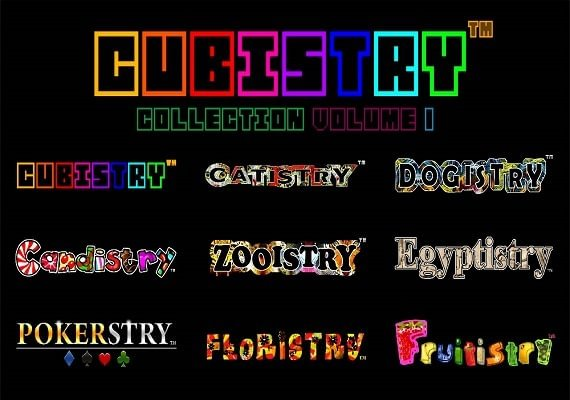 Cubistry - Collection Vol. 1