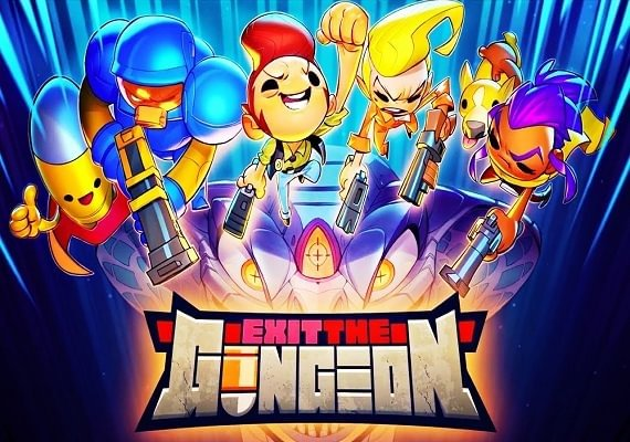 Exit the Gungeon EU