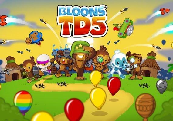 Bloons TD 5 EU