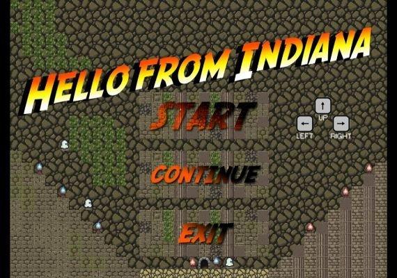 Hello From Indiana