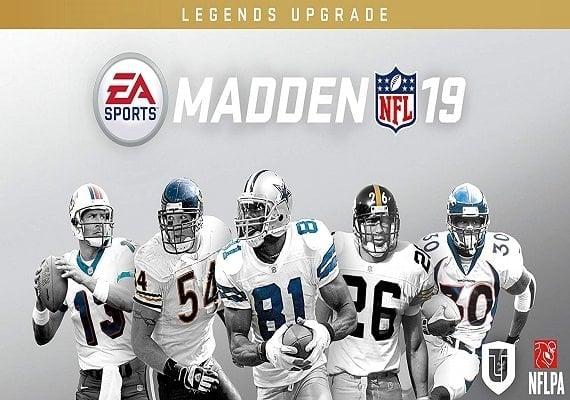 Madden NFL 19 - Legends Upgrade ES