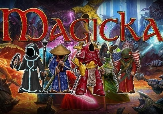 Magicka + Magicka:Vietnam EU