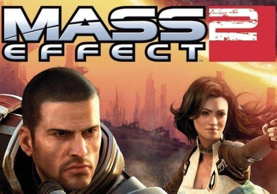 Mass Effect 2 - Digital Deluxe Edition EU