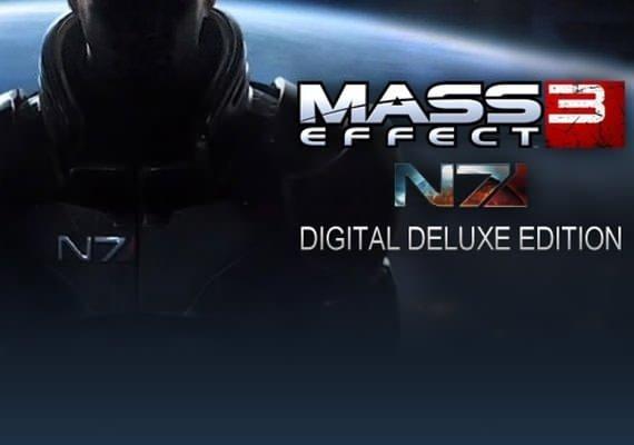 Mass Effect 3 - Digital Deluxe Edition EU