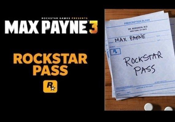 Max Payne 3 - Rockstar Pass EU