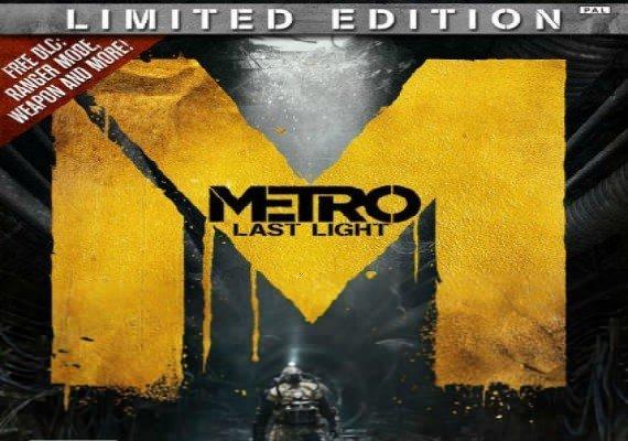 Metro: Last Light - Limited Edition EU
