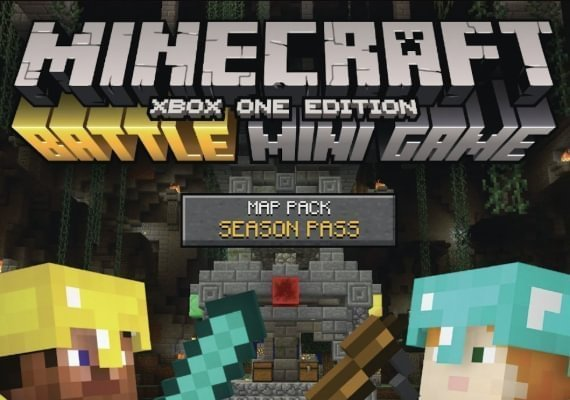 Minecraft - Battle Map Pack Season Pass EU