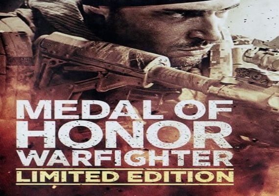 Medal of Honor: Warfighter - Limited Edition EU