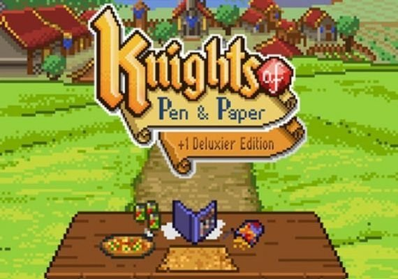 Knights of Pen and Paper - +1 Edition