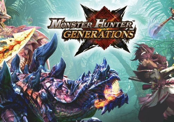 Monster Hunter Generations EU