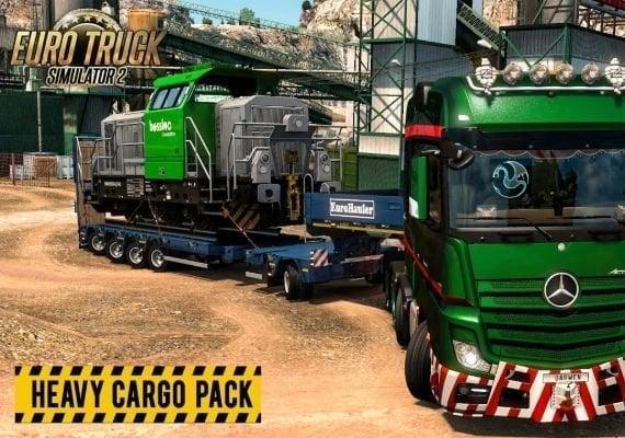 Euro Truck Simulator 2 - Heavy Cargo Pack EU