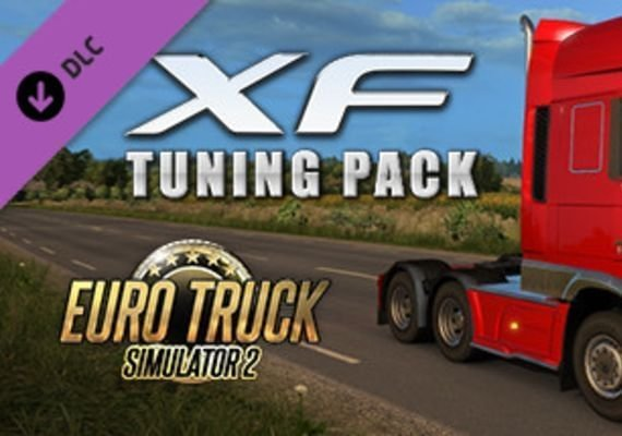 Euro Truck Simulator 2 - XF Tuning Pack EU