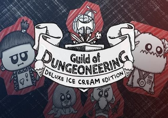 Guild of Dungeoneering - Deluxe Ice Cream Edition