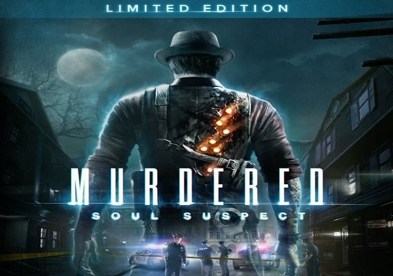 Murdered: Soul Suspect - Limited Edition EU