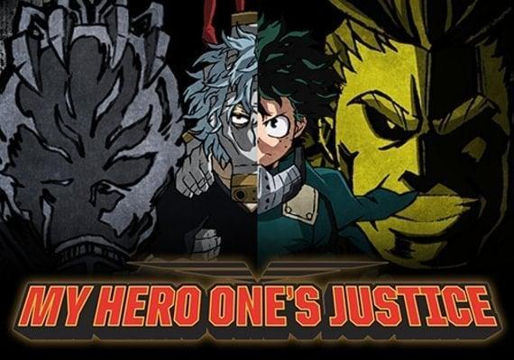 My Hero One's Justice EU