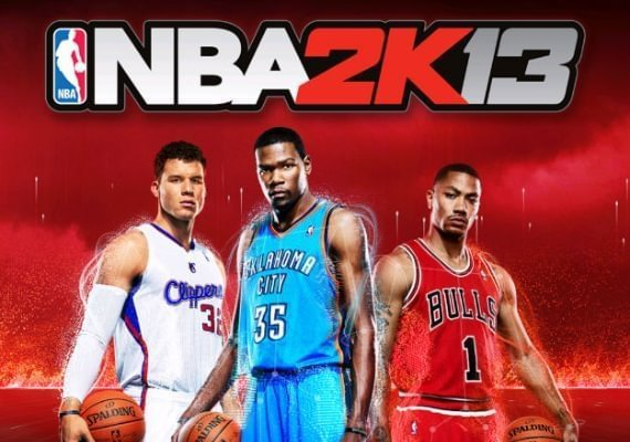 NBA 2K13 EU