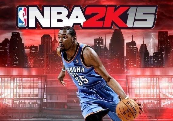NBA 2K15 - Kevin Durant MVP Bonus Pack EU