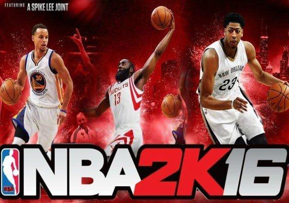 NBA 2k16 + Pre-Order Bonus