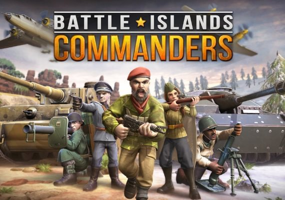 Battle Islands: Commanders - Exclusive E3 Crate