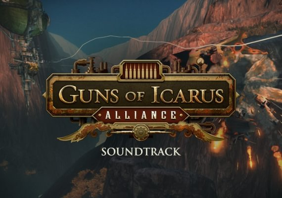 Guns of Icarus Alliance - Soundtrack