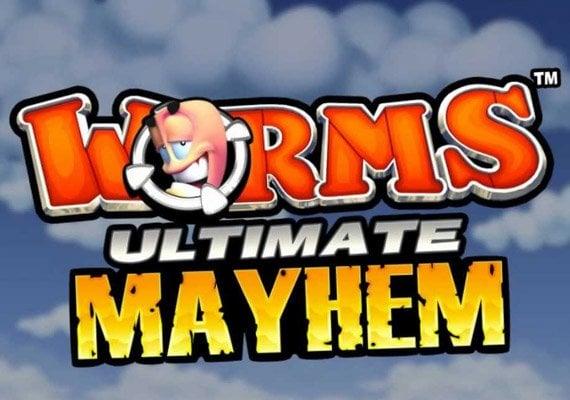 Worms Ultimate Mayhem EU