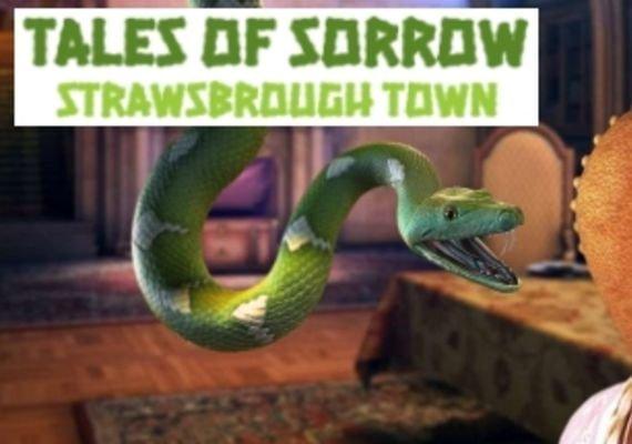 Tales of Sorrow: Strawsbrough Town