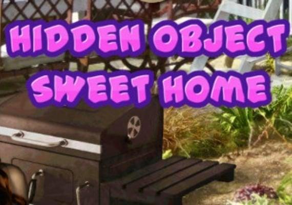 Hidden Object: Sweet Home
