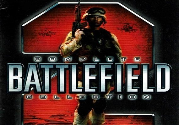 Battlefield 2 - Complete Collection