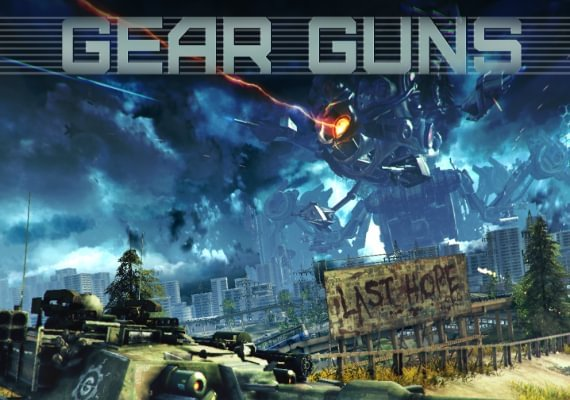Gearguns: Tank Offensive