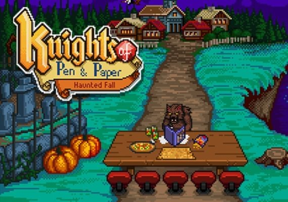 Knights of Pen and Paper: Haunted Fall