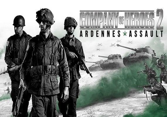Company of Heroes 2: Ardennes Assault - Fox Company Rangers EU