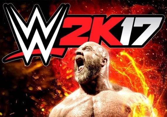 WWE 2k17 EU